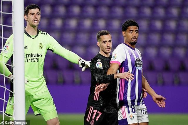 Casemiro ghi bàn, Real Madrid sống lại hy vọng vô địch La Liga - 1