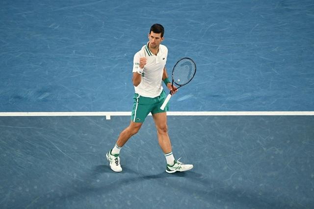 Đánh bại Medvedev, Djokovic vô địch Australian Open 2021 - 2