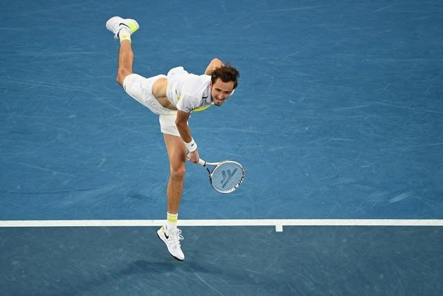 Đánh bại Medvedev, Djokovic vô địch Australian Open 2021 - 1