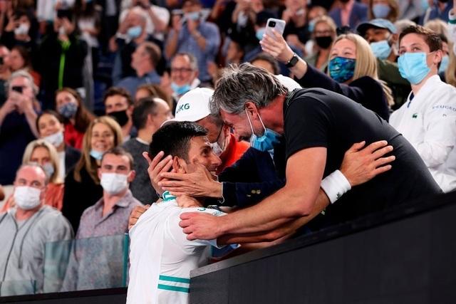 Đánh bại Medvedev, Djokovic vô địch Australian Open 2021 - 11