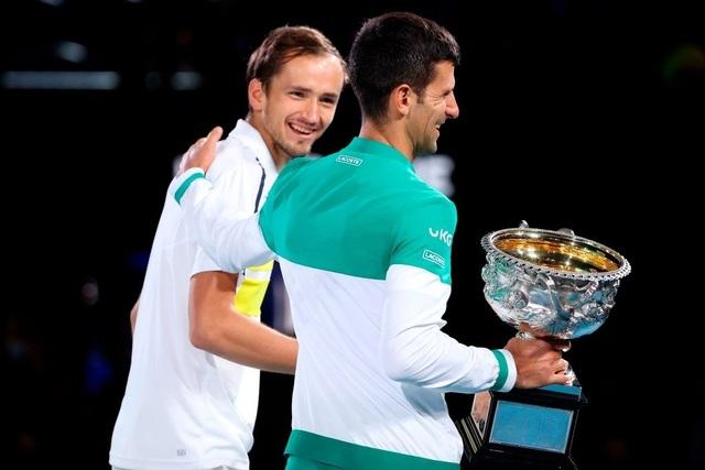 Đánh bại Medvedev, Djokovic vô địch Australian Open 2021 - 16
