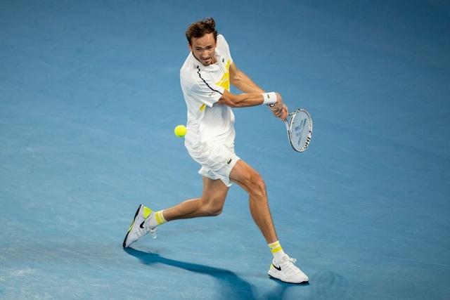 Đánh bại Medvedev, Djokovic vô địch Australian Open 2021 - 4