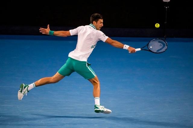 Đánh bại Medvedev, Djokovic vô địch Australian Open 2021 - 5