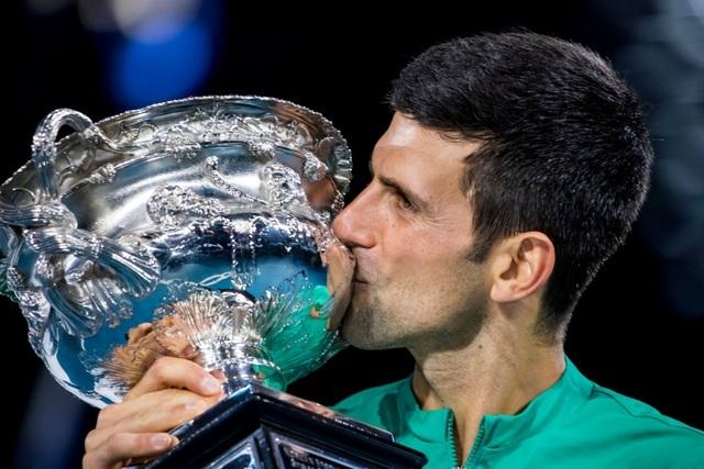 Đánh bại Medvedev, Djokovic vô địch Australian Open 2021 - 15