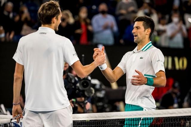 Đánh bại Medvedev, Djokovic vô địch Australian Open 2021 - 10