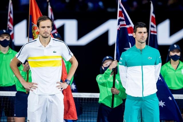 Đánh bại Medvedev, Djokovic vô địch Australian Open 2021 - 12