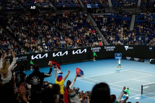 Đánh bại Medvedev, Djokovic vô địch Australian Open 2021 - 9