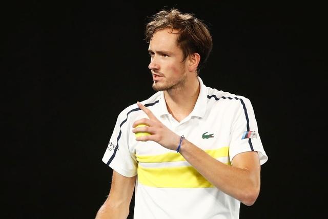 Đánh bại Medvedev, Djokovic vô địch Australian Open 2021 - 6