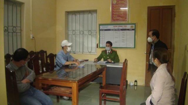 Xử phạt 2 người Trung Quốc trốn tránh việc áp dụng biện pháp cách ly y tế - 1