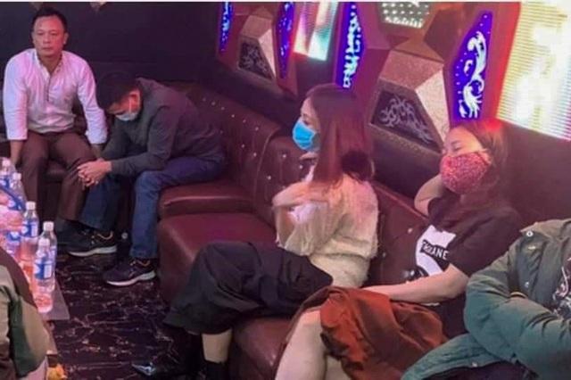 10 thanh niên bị bắt tại tiệc ma túy đầu năm tại quán karaoke - 1