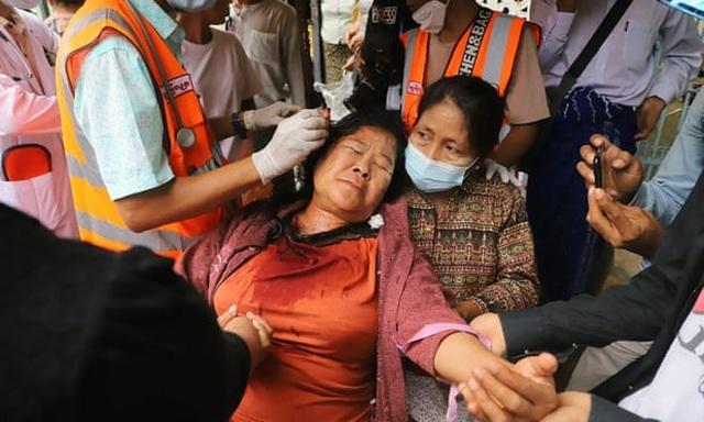 Facebook mạnh tay xóa trang của quân đội Myanmar, nhiều nước lên án bạo lực - 2