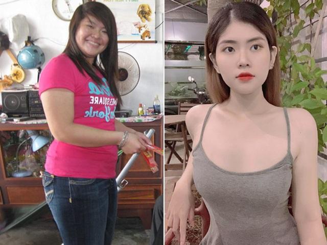 Cô gái nặng 100kg giảm cân xuất sắc, gợi cảm bội phần khiến bao người theo đuổi - 2