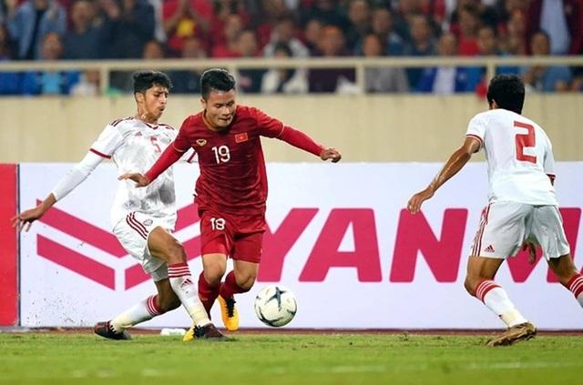 Đội tuyển Việt Nam có thể thi đấu dưới cái nắng hơn 40 độ C tại UAE - 1