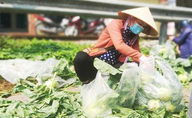 Chỉ trong vài giờ, người dân Hà Nội đã giải cứu 20 tấn nông sản vùng dịch - 5