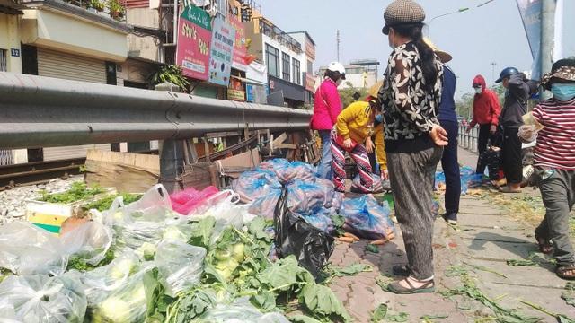 Chỉ trong vài giờ, người dân Hà Nội đã giải cứu 20 tấn nông sản vùng dịch - 6
