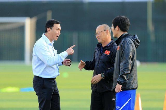 Lucky88 tổng hợp: Đội tuyển Việt Nam rộng đường tính toán ở vòng loại World Cup