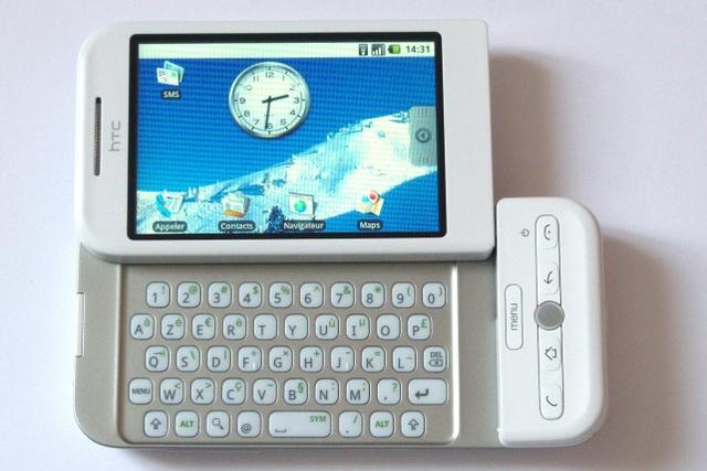 Cái chết của bàn phím vật lý trên smartphone - 1