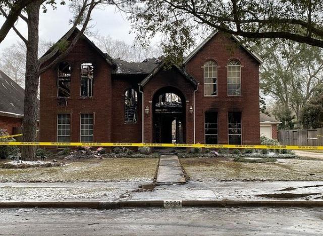 Bốn bà cháu người Mỹ gốc Việt qua đời do hỏa hoạn ở Texas - 1