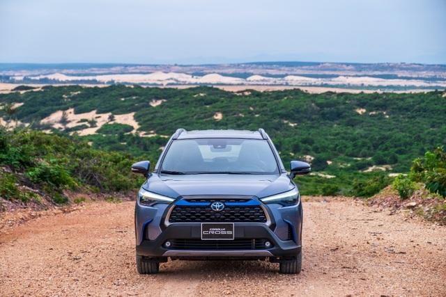 Nhận xe hơn 1 tháng, khách hàng vẫn choáng ngợp với công nghệ trên Corolla Cross - 3