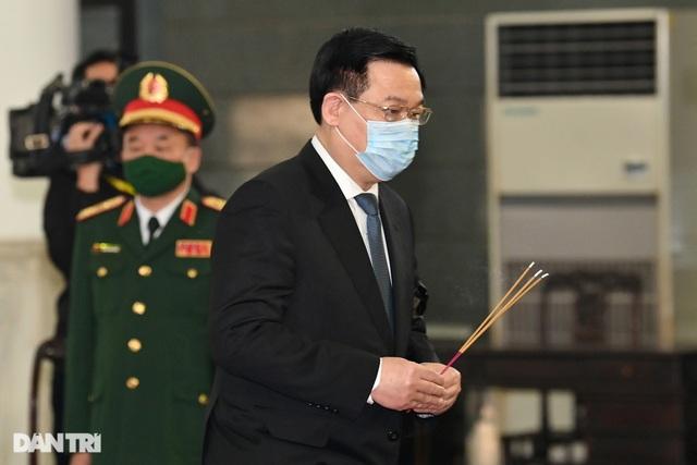 Lãnh đạo Đảng, Nhà nước viếng nguyên Phó Thủ tướng Trương Vĩnh Trọng - 24