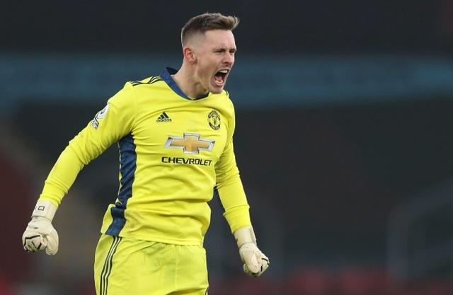Đau đầu vì hai thủ môn đẳng cấp, Man Utd đưa ra cách xử lý bất ngờ - 2