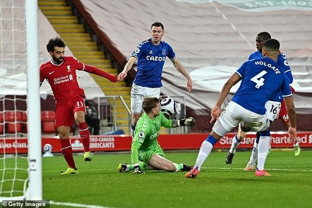 HLV Jurgen Klopp cảm thấy tổn thương sau khi Liverpool thua sốc Everton - 2