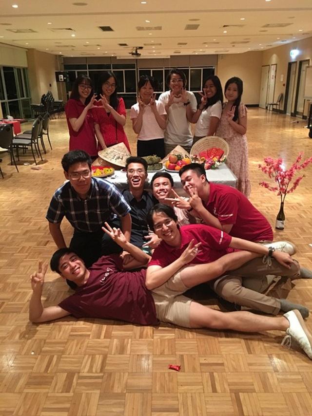 Chuỗi sự kiện mừng Xuân mới đa sắc màu của du học sinh Việt tại Úc - 14