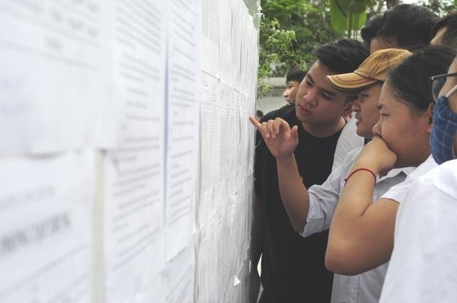 Thi lớp 10 Hà Nội: Học sinh được đổi khu vực, đăng ký tối đa 15 nguyện vọng - 2