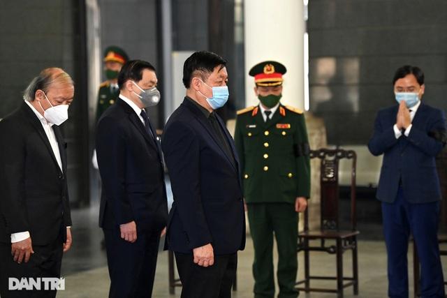 Lãnh đạo Đảng, Nhà nước viếng nguyên Phó Thủ tướng Trương Vĩnh Trọng - 26