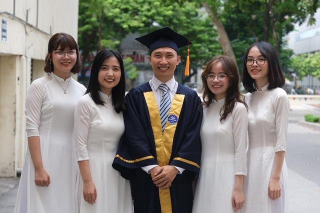 Thủ khoa Trường Đại học Sư phạm Hà Nội năm 2020: Đừng sợ thử thách - 3