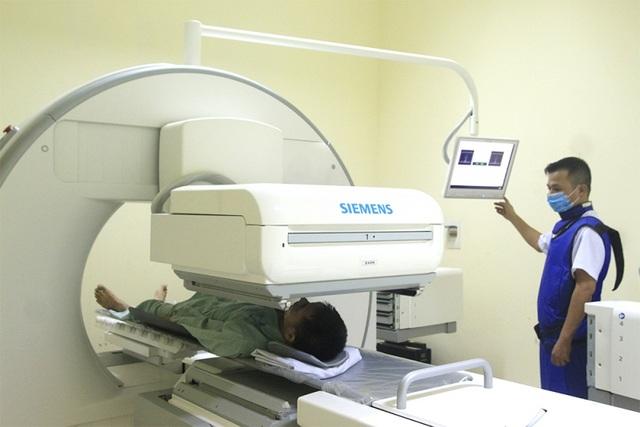 Vai trò của xạ hình xương với bệnh ung thư - 1