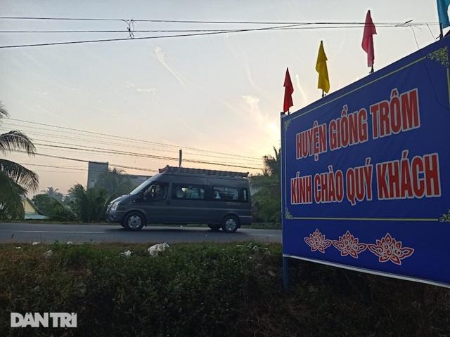 Đưa linh cửu ông Trương Vĩnh Trọng từ nhà về tỉnh làm lễ tang Nhà nước - 11