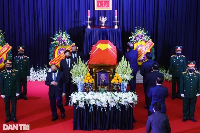Lãnh đạo Đảng, Nhà nước viếng nguyên Phó Thủ tướng Trương Vĩnh Trọng - 5