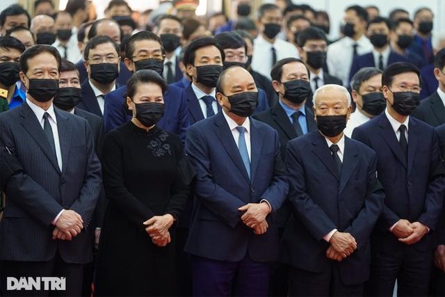 Lãnh đạo Đảng, Nhà nước viếng nguyên Phó Thủ tướng Trương Vĩnh Trọng - 3