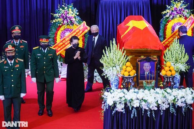Lãnh đạo Đảng, Nhà nước viếng nguyên Phó Thủ tướng Trương Vĩnh Trọng - 8