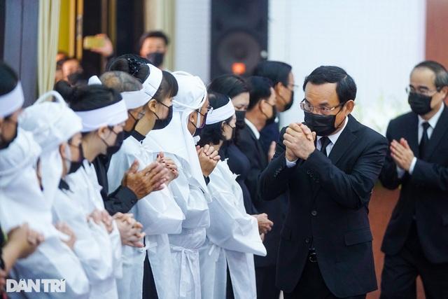 Lãnh đạo Đảng, Nhà nước viếng nguyên Phó Thủ tướng Trương Vĩnh Trọng - 16