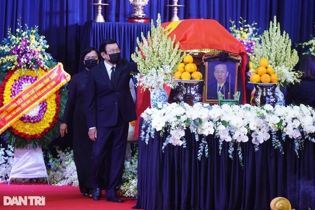 Lãnh đạo Đảng, Nhà nước viếng nguyên Phó Thủ tướng Trương Vĩnh Trọng - 10