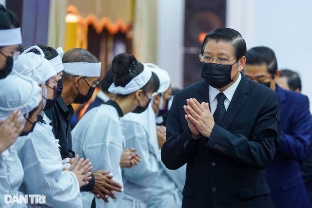 Lãnh đạo Đảng, Nhà nước viếng nguyên Phó Thủ tướng Trương Vĩnh Trọng - 15