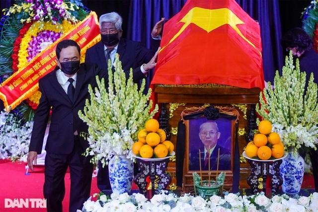 Lãnh đạo Đảng, Nhà nước viếng nguyên Phó Thủ tướng Trương Vĩnh Trọng - 13