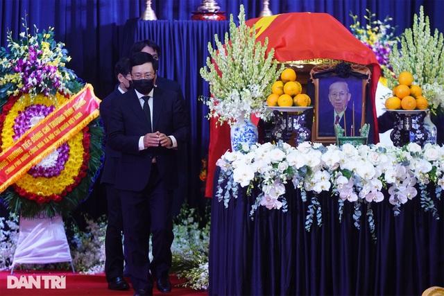 Lãnh đạo Đảng, Nhà nước viếng nguyên Phó Thủ tướng Trương Vĩnh Trọng - 11