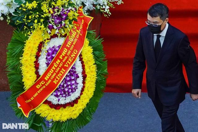 Lãnh đạo Đảng, Nhà nước viếng nguyên Phó Thủ tướng Trương Vĩnh Trọng - 2