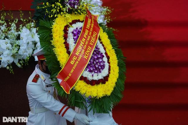 Lãnh đạo Đảng, Nhà nước viếng nguyên Phó Thủ tướng Trương Vĩnh Trọng - 1