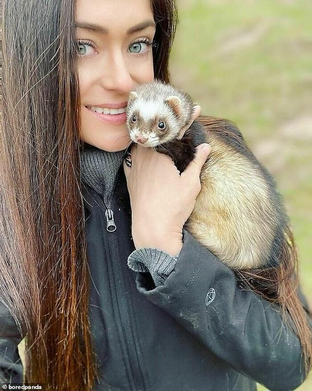 Cô gái xinh đẹp chi hơn 1 tỷ đồng để giải cứu và chăm sóc 200 vật nuôi - 8