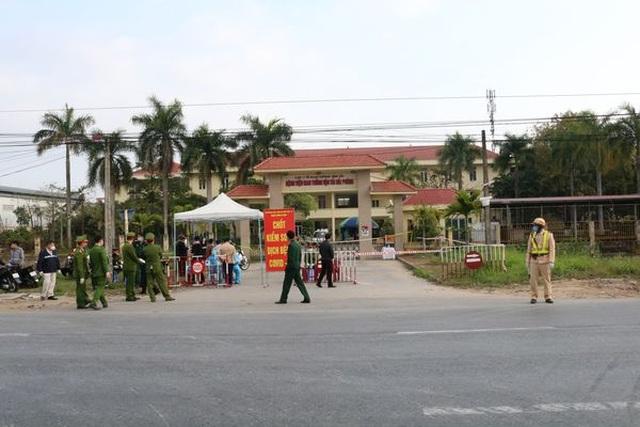 Phong tỏa toàn bộ Bệnh viện Giao thông vận tải Hải Phòng - 2
