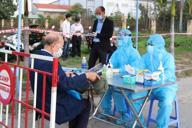 Phong tỏa toàn bộ Bệnh viện Giao thông vận tải Hải Phòng - 4