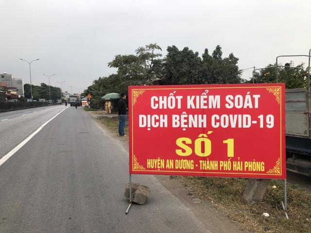 Hải Phòng lên tiếng về việc cấm cửa phương tiện, hàng hóa từ Hải Dương - 3