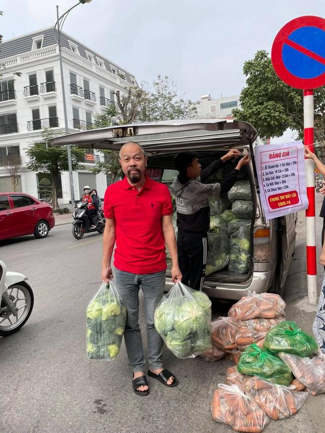 Nghệ sĩ giải cứu nông sản, xót xa thay cho bà con nông dân ở Hải Dương - 3