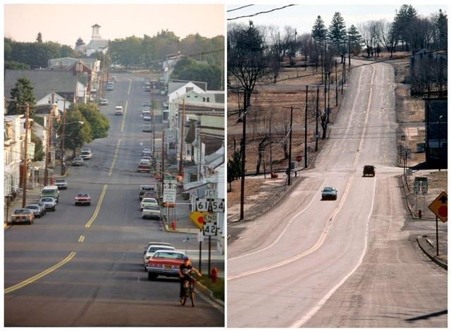 Cuộc sống khó tin ở thị trấn ma bốc cháy âm ỉ suốt 60 năm - 1