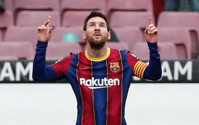 Barcelona gây thất vọng, Messi vẫn vượt qua cả Xavi lẫn C.Ronaldo - 1