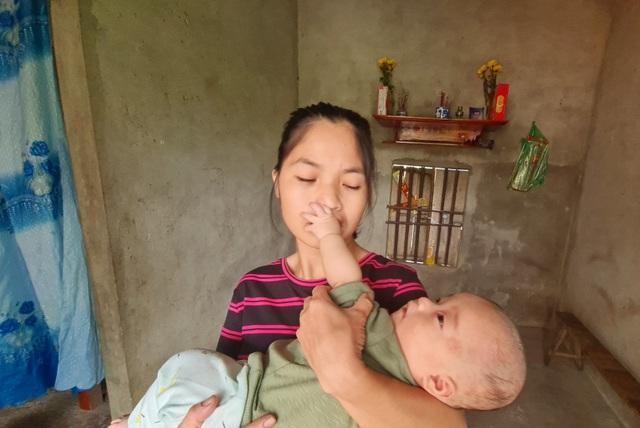 Bạn đọc giúp đỡ người đàn ông mồ côi nuôi con bị bệnh tim bẩm sinh - 2